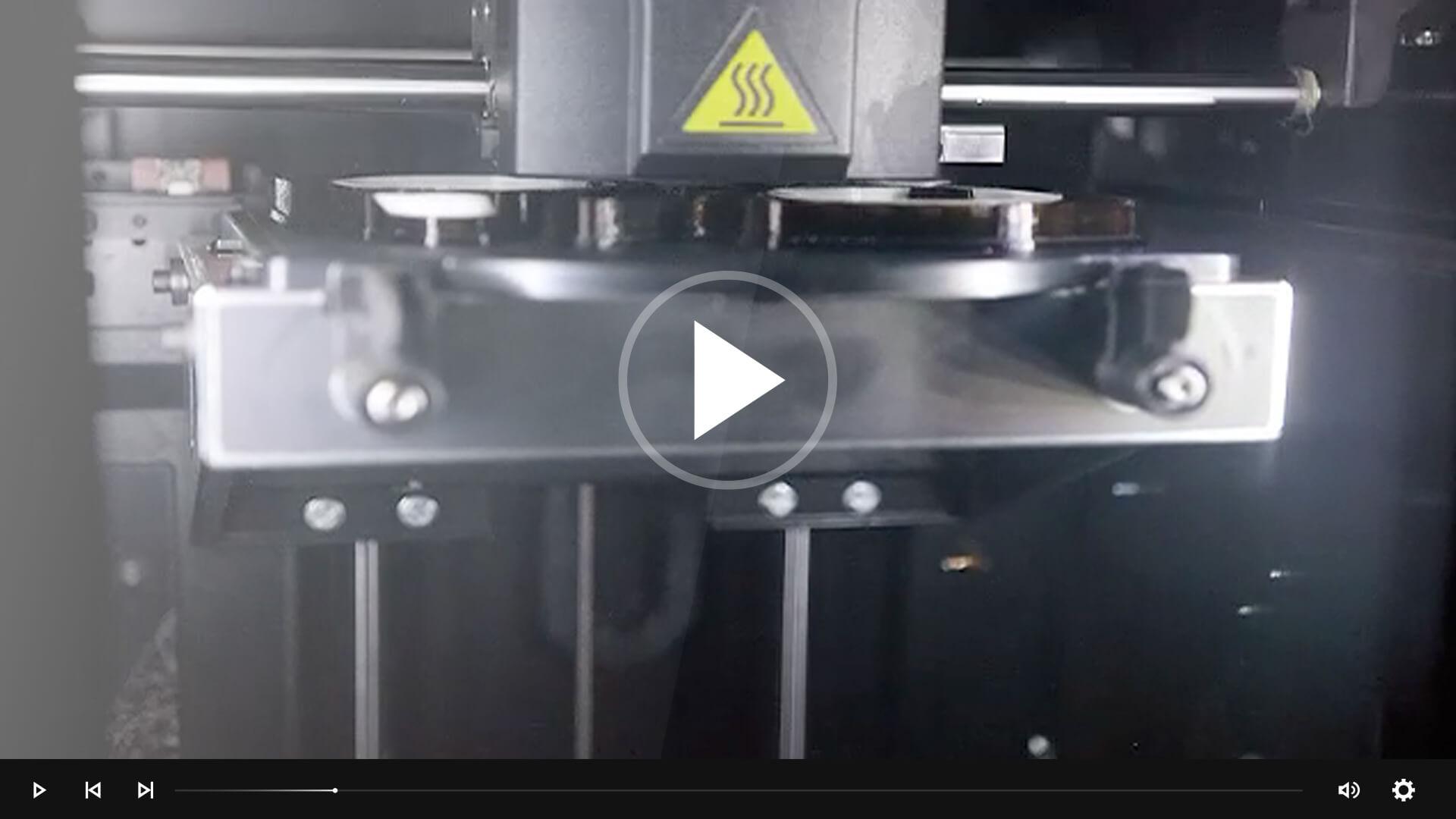 Hunold+Knoop 3D-Druck Zeitraffer Vorschaubild